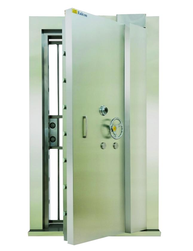 steel vault door