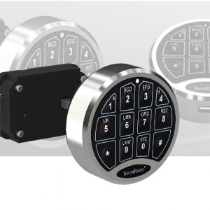 Electronic Safe Lock